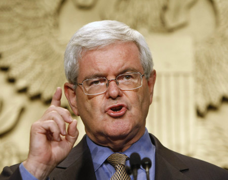 Villain of the Month. Newt Gingrich - newt_gingrich